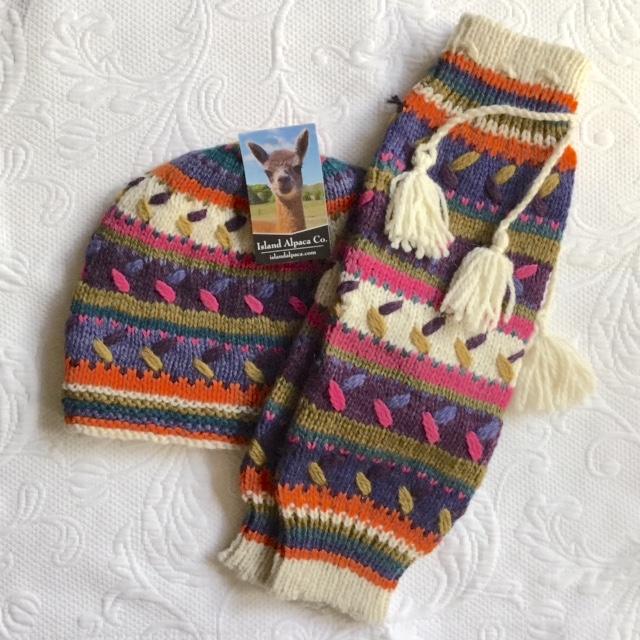 27c5fb8d4ba Alpaca La Paz Beanie Hat