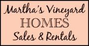 Looking for Martha's Vineyard Real Estate? Search the Island database here!