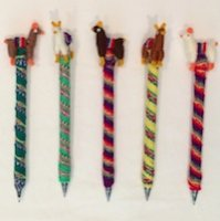 Alpaca Ink Pen ball point pen decorative pen