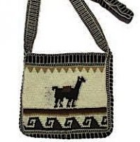 Alpaca Bag Alpaca Purse Alpaca handbag