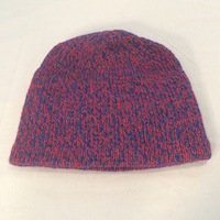 Alpaca Beanie hat lined fleece 100%