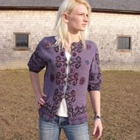 Quality alpaca sweater sale discount cardigan