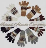 100% Alpaca Gloves for baby, toddler, infant
