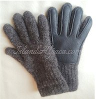 Alpaca Driving Glove Glove for men