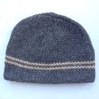 Alpaca hat for Men Beanie hipster hip hop work hat