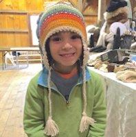 da3c485ffa0 Alpaca Flap hat Chullo style island alpaca farm