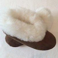d72a15a0ef29 Island Alpaca Fur slipper baby alpaca fur