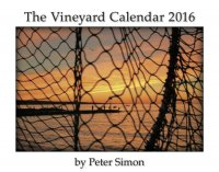 Peter Simon photography Calendar 2016 Martha's Vineyard