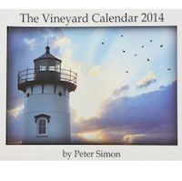 Peter Simon Calendar 2012 Martha's Vineyard
