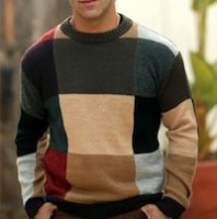 Alpaca Pullover sweater for men