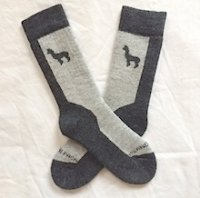 Alpaca Sock for Sport sock for athletes high performance hiking warm sock