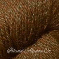 Island Alpaca Yarn Worsted Weight Bamboo