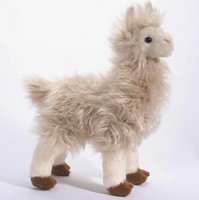 Lotus Alpaca Stuffed Toy