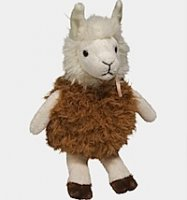 Alpaca plush stuffed toy soft alpaca llama toy
