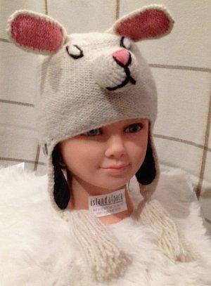 f33c87d0fe3 Bunny hat alpaca hat for children