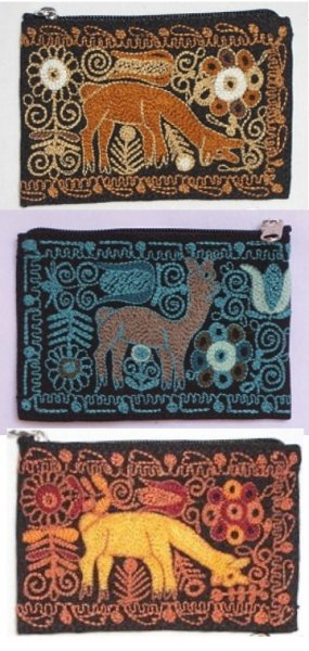 Alpaca Coin Purse