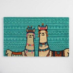 Alpaca Llama Doormat