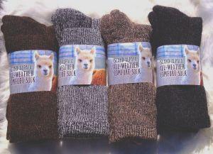 f9c507c46ea35 alpaca socks for men and women