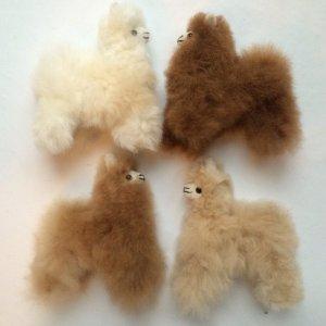 Baby Alpaca Fur Alpaca Minis