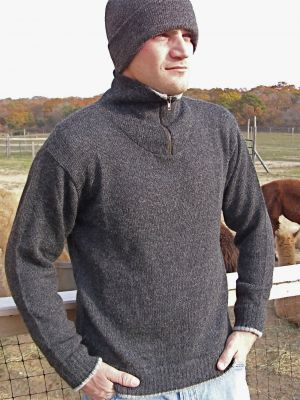 Hand Knit Alpaca Sweater Gifts From Island Alpaca Of Marthas Vineyard